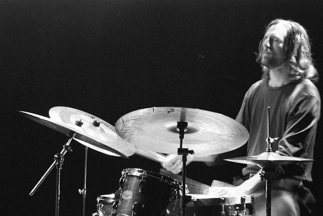 jeremy jones drumming