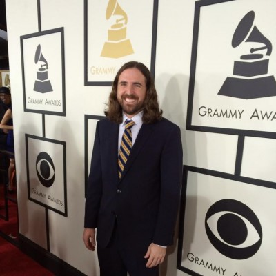 Jeremy at the Grammies