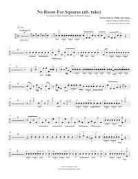 Drum Solo Transcriptions | Jeremy Jones Music