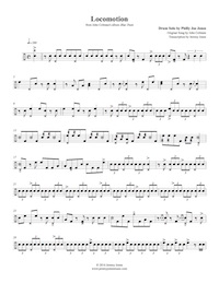 Drum Solo Transcriptions | Jeremy Jones Music